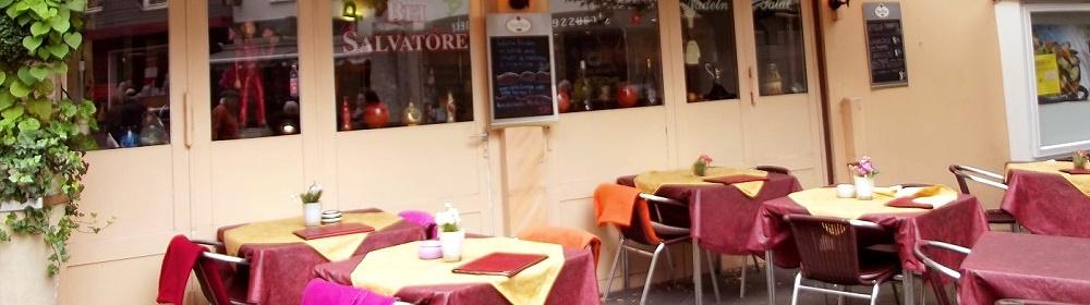 Pizzeria Bei Salvatore Hattingen Original Italienische