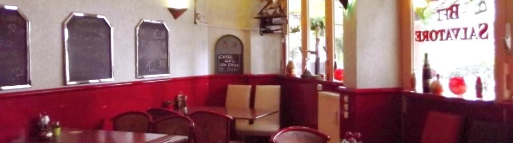 Pizzeria bei Salvatore | Hattingen | Original italienische Spezialitäten | Pizza Taxi | Partyservice | Terrasse
