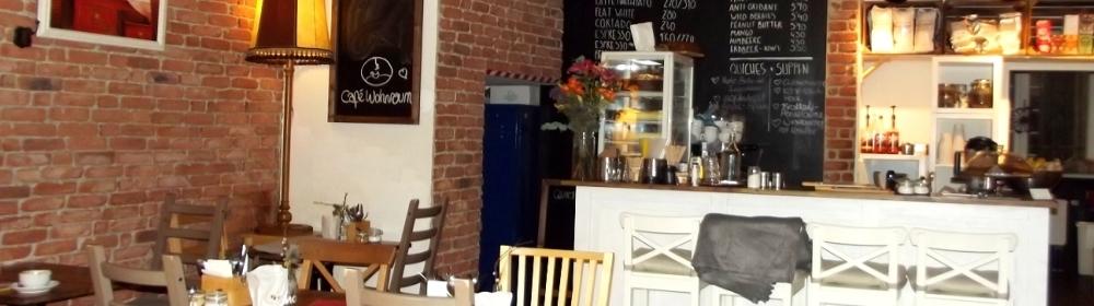 Cafe Wohnraum | Köln Nippes | Frühstück | Kuchen | Granola | Bagels | Flammkuchen | Quiche | veganes + glutenfreies | Terrasse