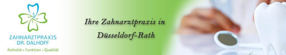 Zahnarztpraxis Dr. Dalhoff | Düsseldorf