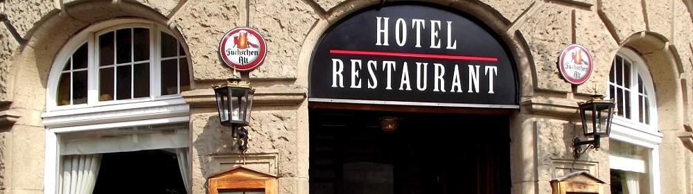 Zum neuen Rathaus | 40597 Düsseldorf | Benrath | Hotel | Restaurant | Zimmer | International | Kroatische | Küche | Terrasse | Veranstaltungsräume | Mittagstisch