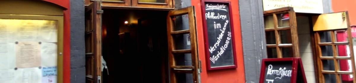 Parmigiano Ristorante | Pizzeria Pinocchio | 50667 Köln | Salzgasse 11 | Pasta| Fisch | Fleisch | Terrasse | Innenhof | Altstadt
