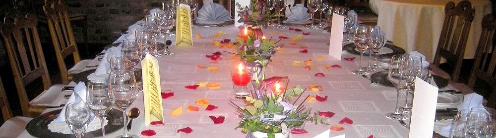 Le Restaurant Klostermühle | Zum Eulenbroicher Auel 15 | 51503 Rösrath | Feinschmecker | Belgisch – Französisch Küche | Idyllisch – Romantisch | Fachwerkhaus | Veranstaltungen | Hochzeit