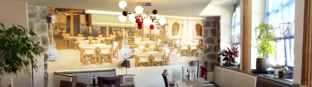 symposion restaurant d sseldorf derendorf griechische k che veranstaltungsraum. Black Bedroom Furniture Sets. Home Design Ideas