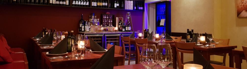 La Noce | 40476 Düsseldorf Derendorf | Italienisch – Spezialitäten – Küche | Trattoria – Ristorante – Restaurant | Mittagstisch – Lunch – Candle Light – Kerzen – Romantisch